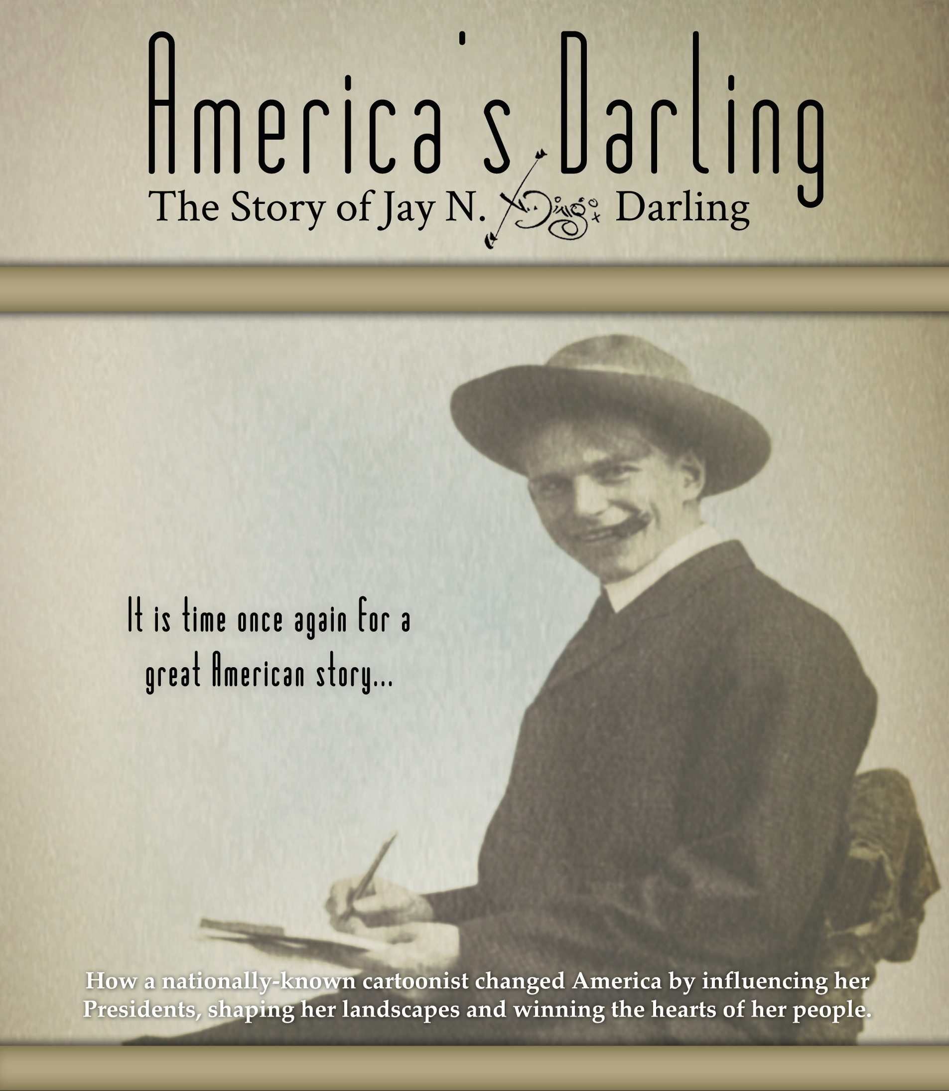 America's Darling: The Story of Jay N. Ding Darling