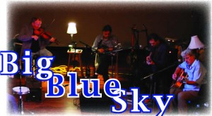 Big Blue Sky to perform at Concert on the Prairie at Neal Smith National Wildlife Refuge on June 5, 2015