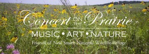 Concert on the Prairie with Friends of Neal Smith National Wildlife Refuge