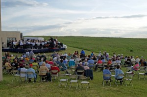"Friends of the Neal Smith National Wildlife Refuge ""Concert on the Prairie"" Event 2013"