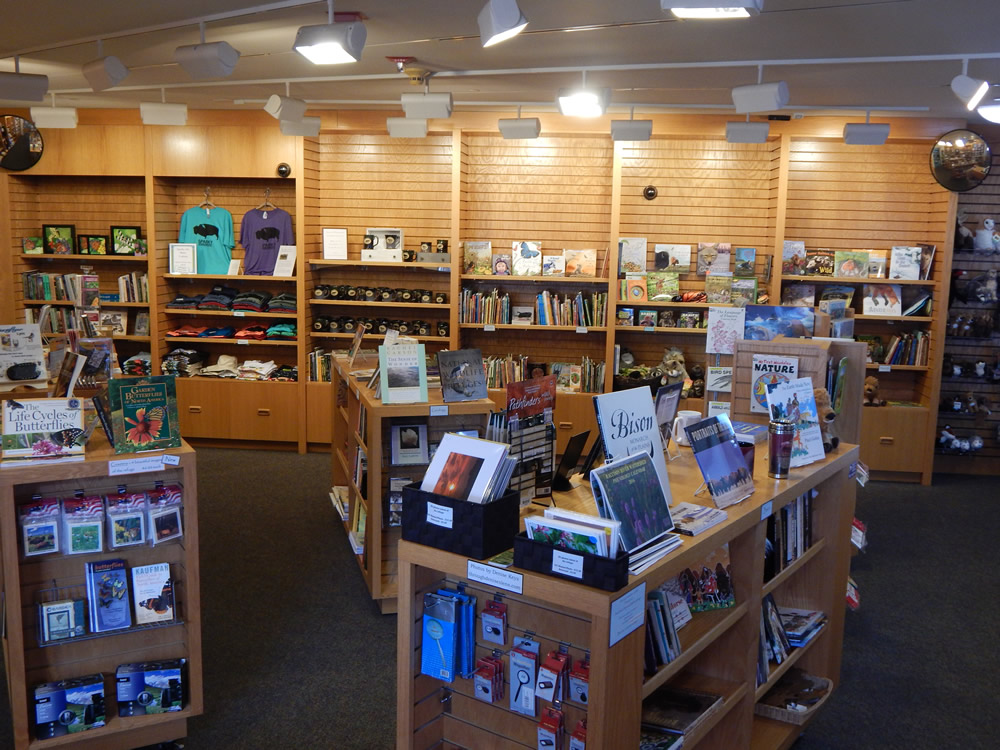 Friends of Neal Smith Prairie Point Bookstore