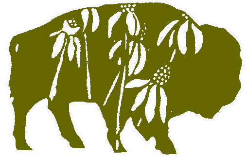 Friends of Neal Smith National Wildlife Refuge | Bison Logo