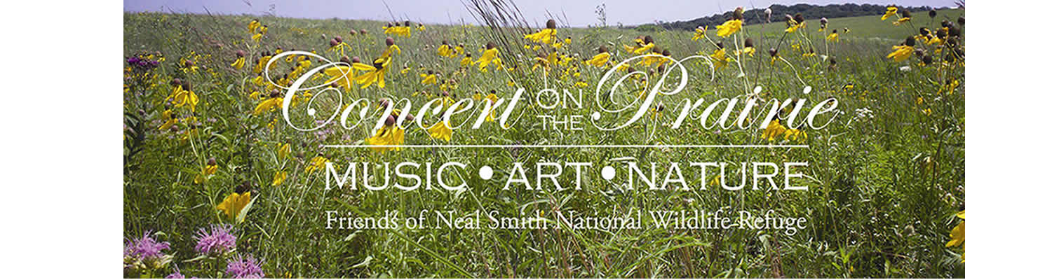 Friends of Neal Smith National Wildlife Refuge Concert on the Prairie