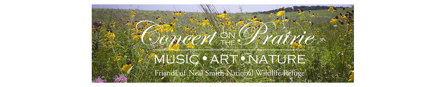 Friends of Neal Smith Concert on the Prairie