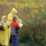 Neal Smith National Wildlife Refuge Students