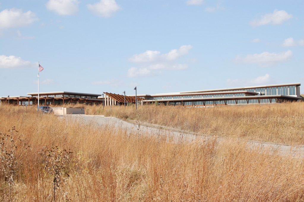 Neal Smith National Wildlife Refuge Visitor Center