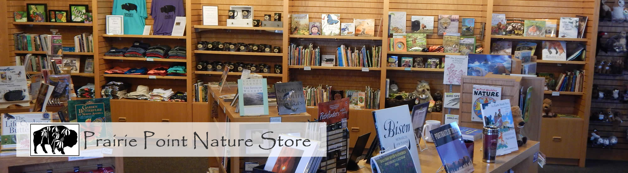 Friends of Neal Smith National Wildlife Refuge Prairie Point Nature Store